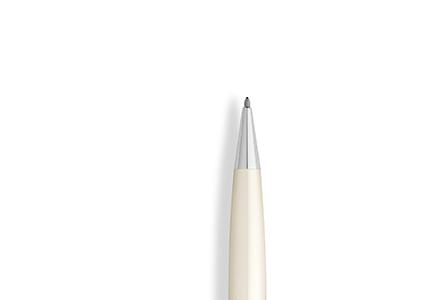 BEVERLYベバリーアイボリーボールペン
