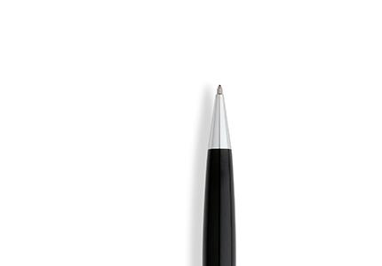 BEVERLYベバリーブラックボールペン