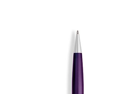 BEVERLYベバリーディープパープルボールペン