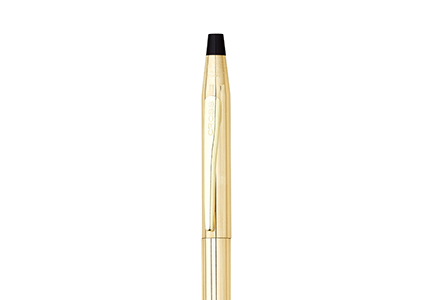 CENTURYセンチュリー10金張ボールペン