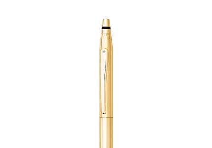 CENTURYセンチュリー18金ムクボールペン