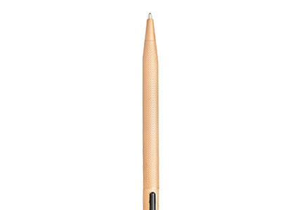 CENTURYセンチュリーブラッシュトローズゴールドボールペン
