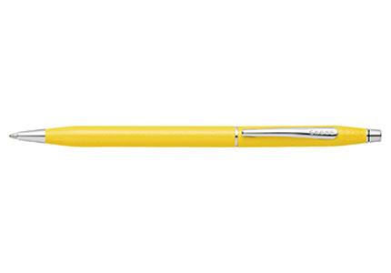 CENTURYセンチュリーアクアティックイエローボールペン