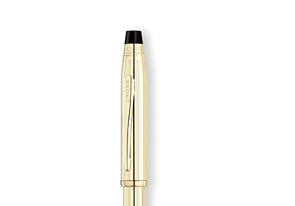 CENTURY2センチュリーⅡ10金張ボールペン