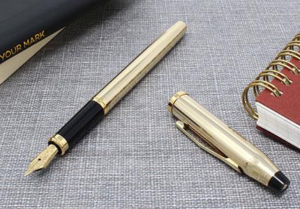 CENTURY2センチュリーⅡ10金張万年筆