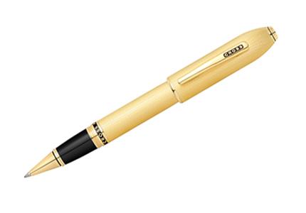 PEERLESS 125ピアレス12523金ゴールドプレートセレクチップローラーボール