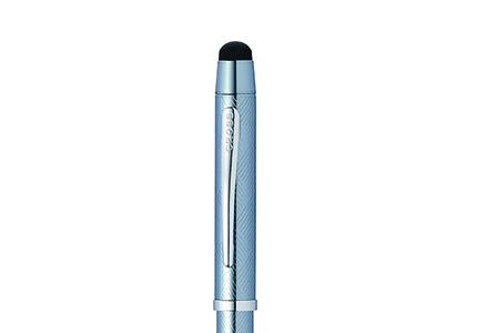 TECH3+テックスリー プラスフロスティスティールラッカー複合ペン